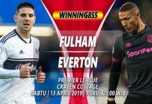 Prediksi Fulham vs Everton