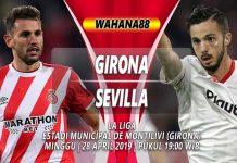 Prediksi Girona vs Sevilla