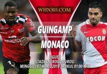 Prediksi Guingamp vs Monaco 07 April 2019