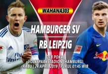 Prediksi Hamburger vs RB Leipzig