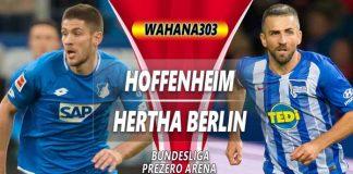 Prediksi Hoffenheim VS Hertha Berlin