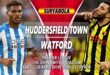 Prediksi Huddersfield Town vs Watford