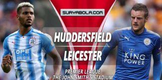Prediksi Huddersfield Town vs Leicester City 06 April 2019