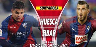 Prediksi Huesca vs Eibar