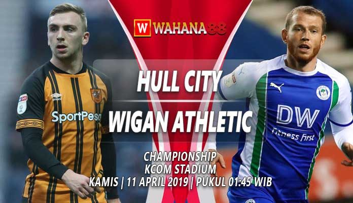 Prediksi Hull City vs Wigan Athletic