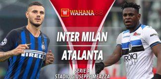 Prediksi Inter Milan vs Atalanta 07 April 2019