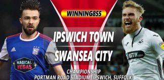 Prediksi Ipswich Town vs Swansea City