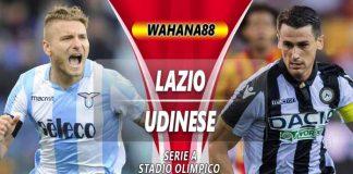 Prediksi Lazio vs Udinese