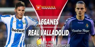 Prediksi Leganes vs Real Valladolid 05 April 2019
