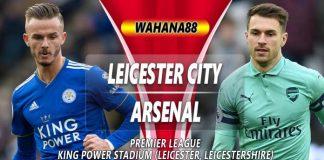 Prediksi Leicester Vs Arsenal