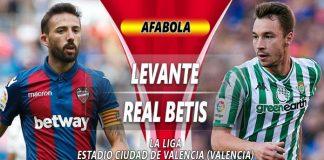 Prediksi Levante vs Real Betis