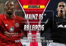 Prediksi Mainz 05 vs RB Leipzig
