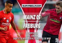 Prediksi Mainz vs Freiburg 06 April 2019