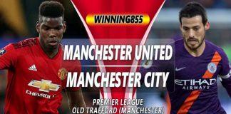 Prediksi Manchester United vs Manchester City