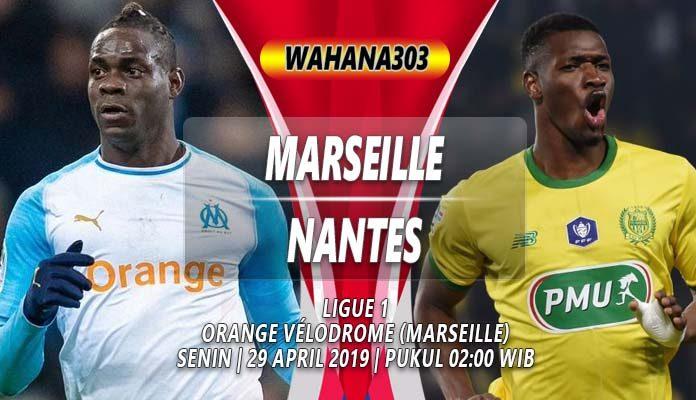 Prediksi Marseille vs Nantes