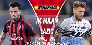 Prediksi Milan vs Lazio 25 April 2019