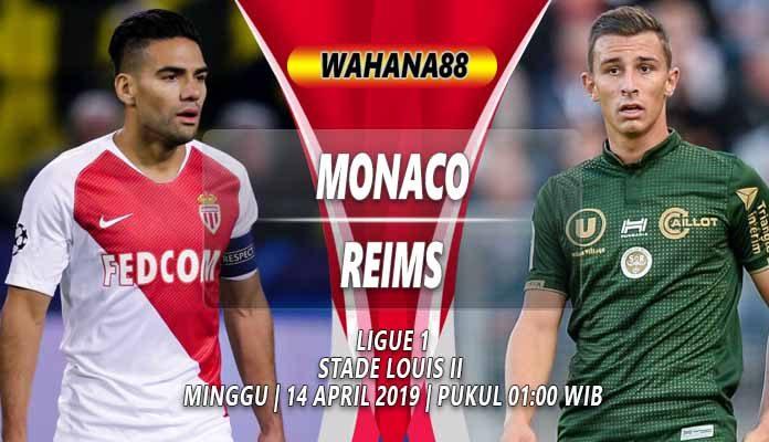 Prediksi Monaco vs Reims