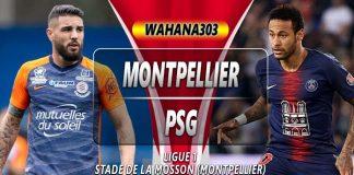 Prediksi Montpellier vs PSG
