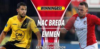 Prediksi NAC Breda vs Emmen