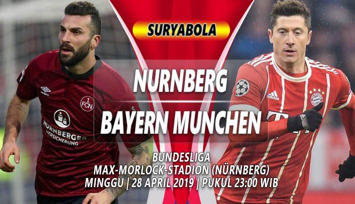 Prediksi Nuremberg vs Bayern Munich