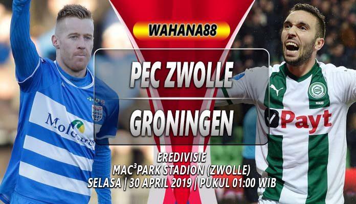 Prediksi PEC Zwolle vs Groningen