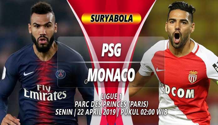 Prediksi PSG vs Monaco : PSG Wajib Kalahkan Monaco