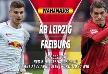 Prediksi RB Leipzig Vs Freiburg