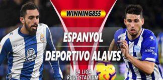 Prediksi RCD Espanyol VS Deportivo Alaves