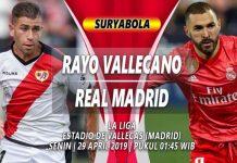 Prediksi Rayo Vallecano vs Real Madrid