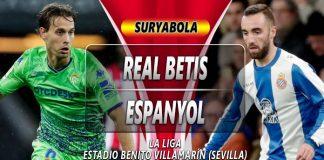 Prediksi Real Betis vs Espanyol