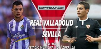 Prediksi Real Valladolid vs Sevilla 07 April 2019