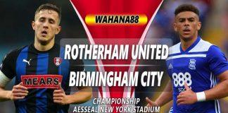 Prediksi Rotherham United vs Birmingham