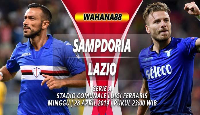 Prediksi Sampdoria Vs Lazio: Sama-sama Inkonsisten