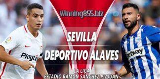 Prediksi Sevilla vs Deportivo Alaves 05 April 2019