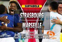 Prediksi Strasbourg vs Marseille