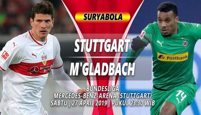 Prediksi Stuttgart Vs Mönchengladbach