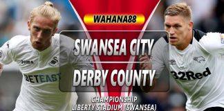 Prediksi Swansea vs Derby County