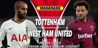 Prediksi Tottenham Hotspur Vs West Ham