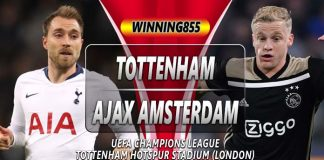 Prediksi Tottenham Hotspur vs Ajax