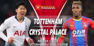 Prediksi Tottenham Hotspur vs Crystal Palace 04 April 2019