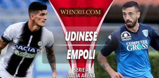 Prediksi Udinese vs Empoli 07 April 2019
