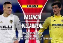 Prediksi Valencia vs Villarreal