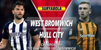 Prediksi WBA vs Hull City