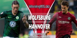 Prediksi Wolfsburg vs Hannover 06 April 2019