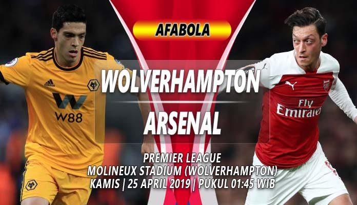 Prediksi Wolves vs Arsenal