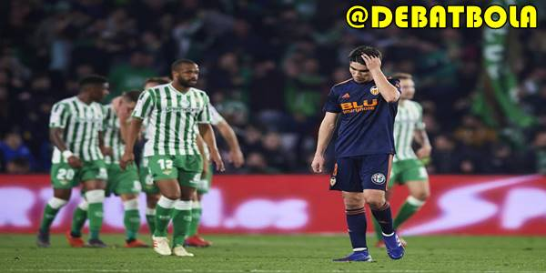 Real Betis vs Valencia