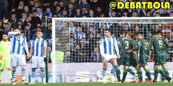 Real Sociedad vs Real Betis