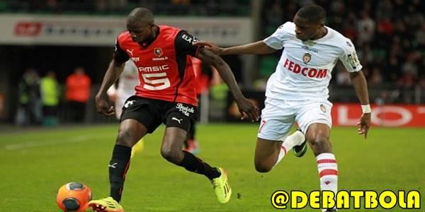 Rennes vs Monaco