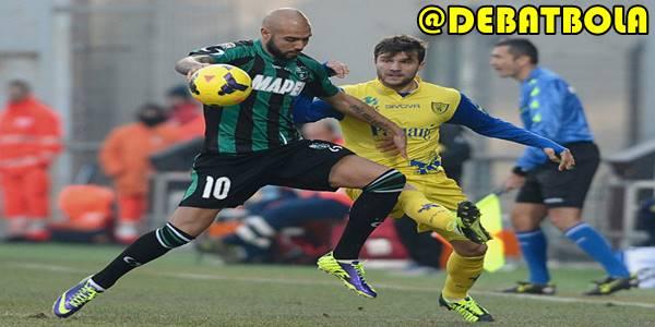 Sassuolo vs Chievo