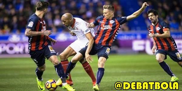 Sevilla vs Deportivo Alaves